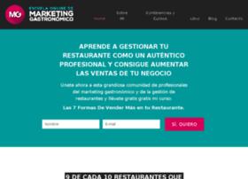 marketinggastronomico.com
