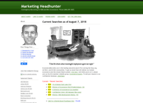 marketingheadhunter.com