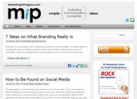 marketinginprogress.com