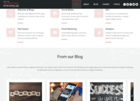 marketinginthedigitalage.com