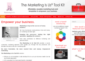 marketingisustoolkit.com