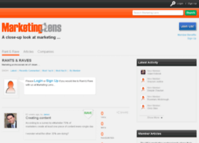 marketinglens.co.uk