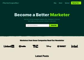 marketingletter.com