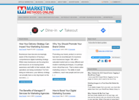 marketingmethodsonline.com