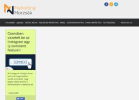 marketingmorzsak.com