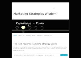 marketingstrategieswisdom.com