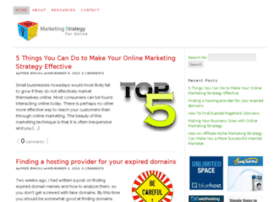 marketingstrategyforonline.com