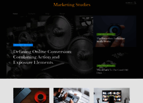 marketingstudies.net