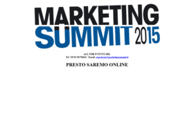 marketingsummit.it