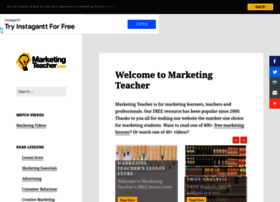 marketingteacher.com