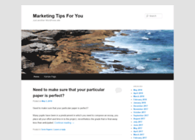 marketingtips4you.com