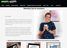 marketingtipsfortranslators.com