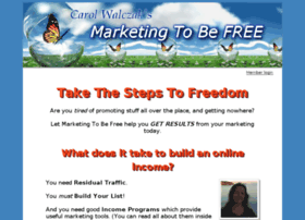 marketingtobefree.com
