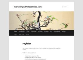 marketingwithclassifieds.com