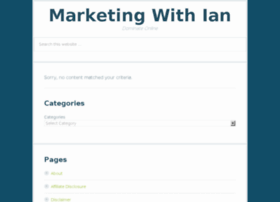 marketingwithian.com