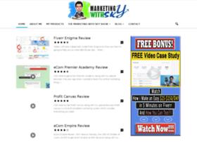 marketingwithsky.com