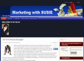 marketingwithsusie.com