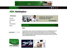 marketplace.ada.org