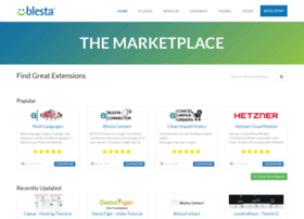 marketplace.blesta.com
