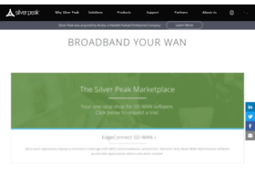 marketplace.silver-peak.com