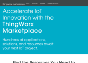 marketplace.thingworx.com