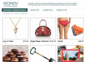 marketplace.womenyoushouldknow.net