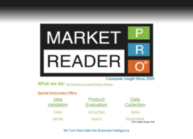 marketreaderpro.com