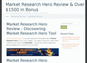 marketresearchhero.fbinfiltrator.org