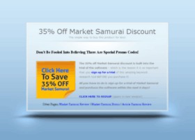marketsamuraidiscount.com