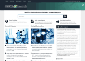 marketsnresearch.com