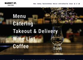 marketstreetgrocery.com
