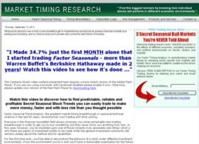 markettimingresearch.com