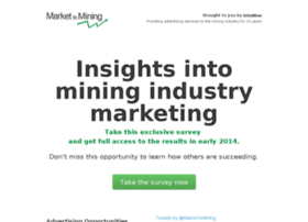 markettomining.com