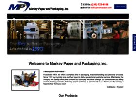 markeypaper.com