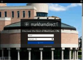 markhamdirect.info