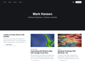 markhansen.co.nz