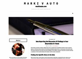 markivauto.com
