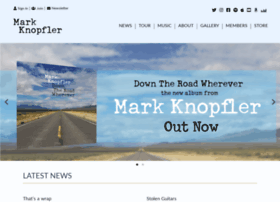 markknopfler.com