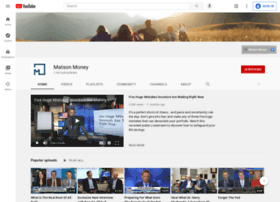 markmatson.tv