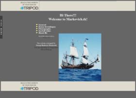 markovich7.tripod.com