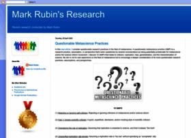 markrubinsocialpsychologyresearch.blogspot.com.au