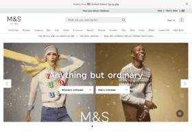 marksandspencers.com