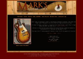 marksguitarloft.com