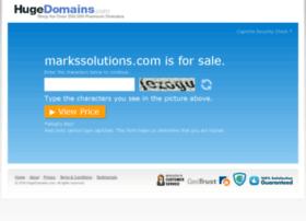 markssolutions.com