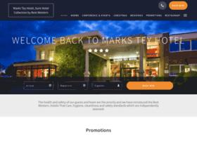 marksteyhotel.co.uk
