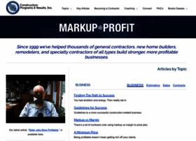 markupandprofit.com
