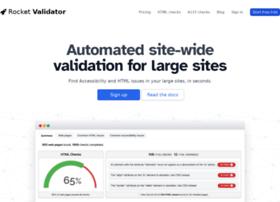 markupvalidator.com