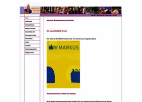 markus-gemeinde.de