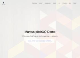markus.pitchxo.com