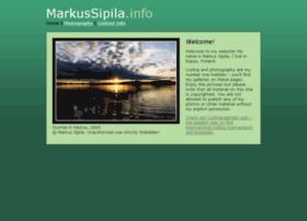 markussipila.info